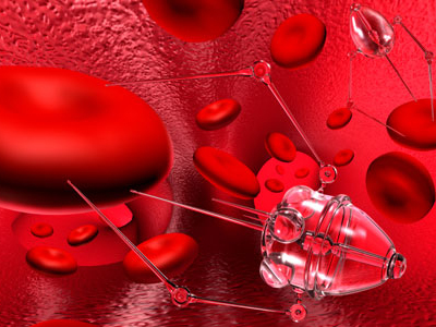 "Nanotechnology (sometimes shortened to ""nanotech"") is the study of manipulating matter on an atomic and molecular scale."